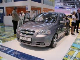 Chevrolet – Aveo, Lacetti SW WTCC ve Frankfurtu 2005