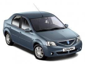 Dacia v Paříži 2006