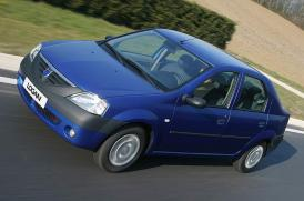Dacia - Logan 1.5 dCi ve Frankfurtu 2005