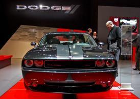 Dodge  v Ženevě 2010