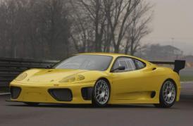 Ferrari v Ženevě 2004