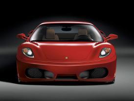 Ferrari v Paříži 2004
