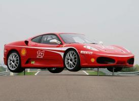 Ferrari - F430 Challenge, F612 Scaglietti 2006 ve Frankfurtu 2005