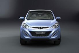 Hyundai  ix-onic v �enev� 2009