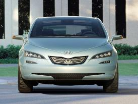 Hyundai – Accent SR, Portico, Getz facelift ve Frankfurtu 2005