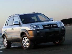 Hyundai v Ženevě 2004