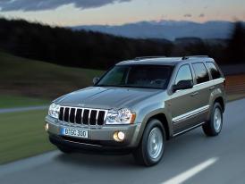 Jeep v �enev� 2005