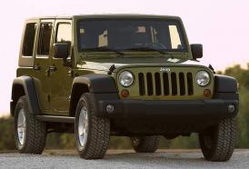 Jeep v Paříži 2006