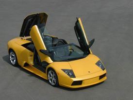 Lamborghini v Paříži 2004