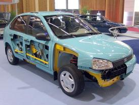 Lada v Paříži 2004
