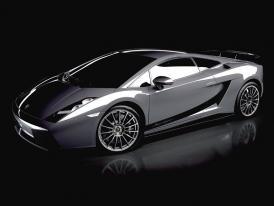 Lamborghini v Ženevě 2007
