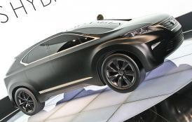 Lexus v Paříži 2008
