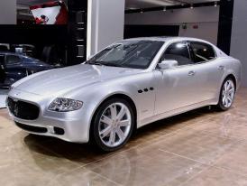 Maserati - Executive GT aSport GT, GranSport Spyder ve Frankfurtu 2005