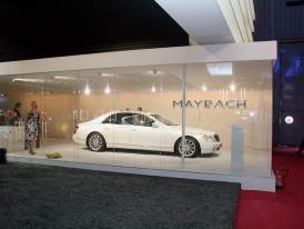 Maybach v Paříži 2006