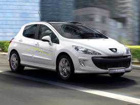 Peugeot v Paříži 2008