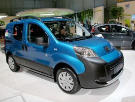 Peugeot v Ženevě 2008