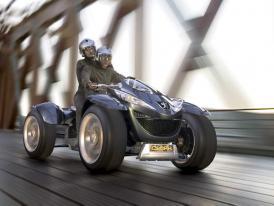 Peugeot v Ženevě 2005