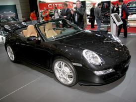 Porsche v Ženevě 2008