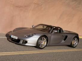 Porsche v Ženevě 2004