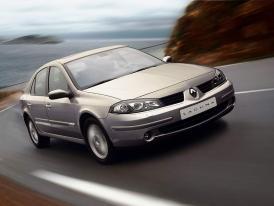 Renault v Ženevě 2005