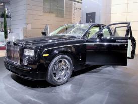 Rolls-Royce - Phantom Extended Wheelbase ve Frankfurtu 2005