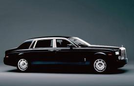 Rolls-Royce v Ženevě 2005