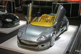 Spyker v Ženevě 2005
