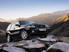 Subaru v Pa��i 2004