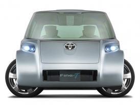 Toyota v Ženevě 2006