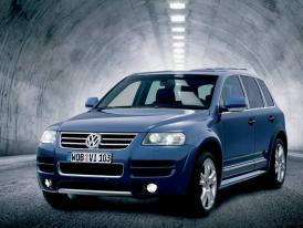Volkswagen v Paříži 2004