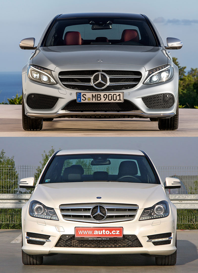 Mercedes benz c 160 c ko m novou z kladn verzi for Mercedes benz ma