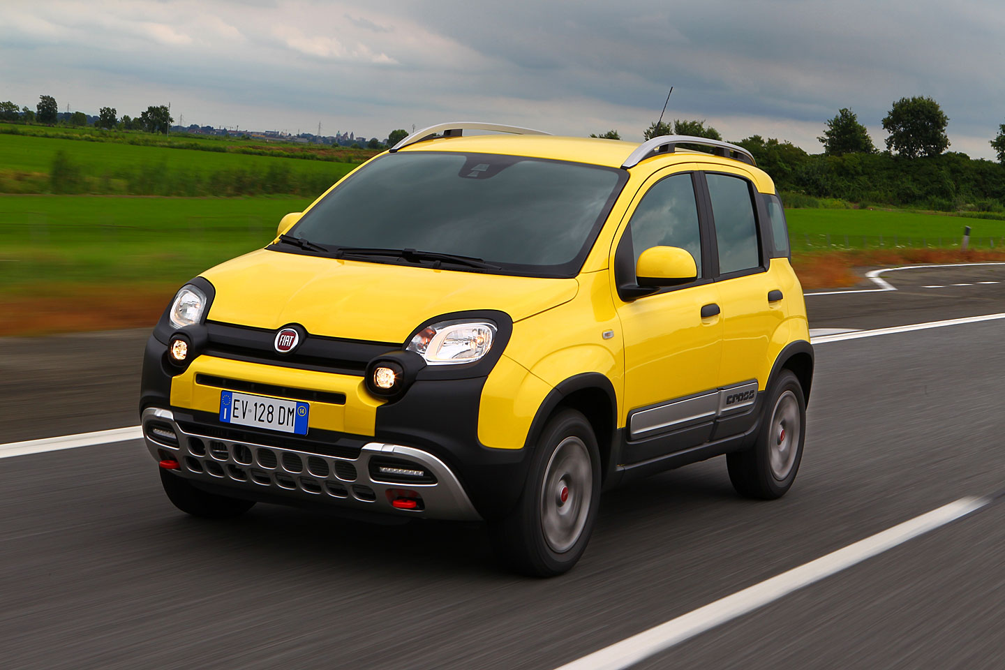 fiat panda cross baby off road. Black Bedroom Furniture Sets. Home Design Ideas