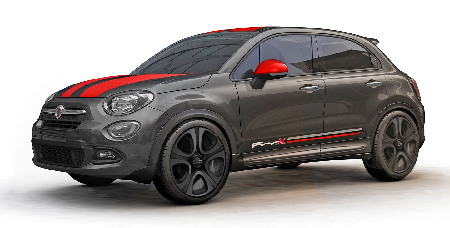 fiat 500x mal crossover s dopl ky od moparu. Black Bedroom Furniture Sets. Home Design Ideas
