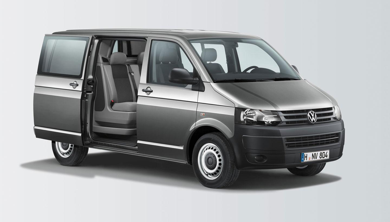 volkswagen transporter doka plus pro n klad i cestuj c. Black Bedroom Furniture Sets. Home Design Ideas