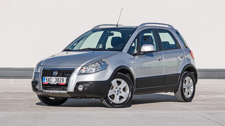 Galerie Ojet 233 Suzuki Sx4 Fiat Sedici 2005 2014