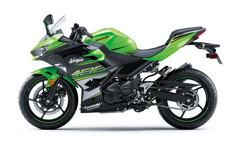 Kawasaki ninja все модели фото