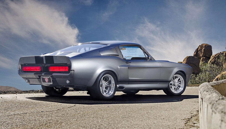 5b3ff1eb425 GALERIE  Ford Mustang v podobě slavné Eleanor je zpět! Kolik stojí ...