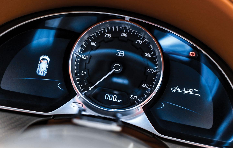 Je libo Bugatti Chiron? Kupte si krásný kousek ze ...
