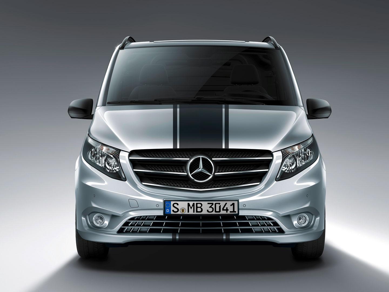 Mercedes benz uv d paket sport line pro model vito for Benz sport katalog