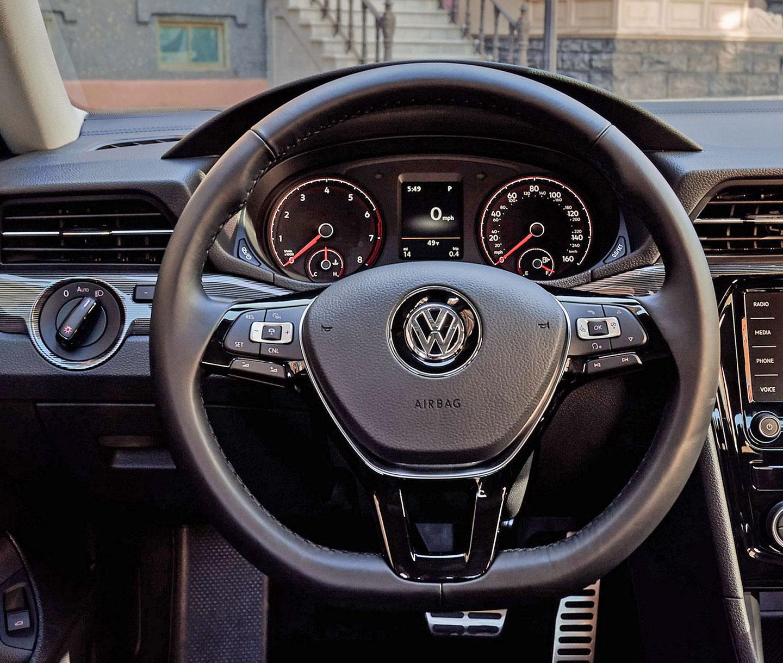 Tohle Je Nový Volkswagen Passat. V Evropě Ho Však
